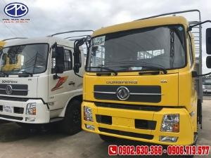 Nhận ngay xe tải dongfeng b180 thùng dài 7.5m chỉ với 300 triệu đồng