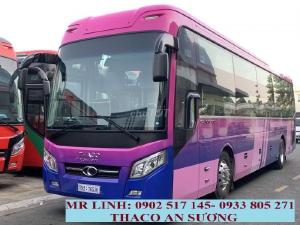 Thaco Mobihome TB120SL- xe giường nằm Thaco cao cấp mới 2020