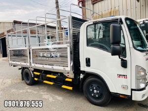 Xe tải Isuzu NMR310 góp ngân hàng 80%, xe giao ngay