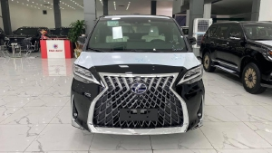 Bán Lexus LM 300H sản xuất 2020, bản 4 chỗ, xe giao ngay, giá tốt nhất mọi th