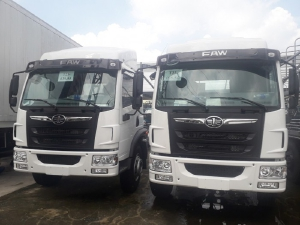 Xe tải faw 9T thùng dài 7m5 giá tốt