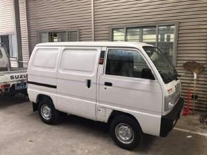 Suzuki Van - Nhỏ gọn tiện lợi