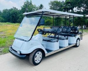 Xe điện SANYO 11 chỗ ngồi giá rẻ