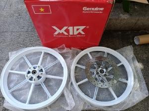 Mâm 8 cây X1r dành cho Exciter 150