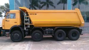 Xe Ben Kamaz 6540 OVAL chính hãng