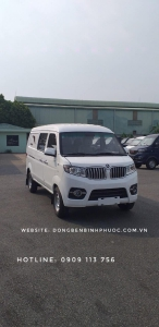 Xe Van Dongben X30 V2 (2 chỗ) | Bán xe Van tại Bình Phước