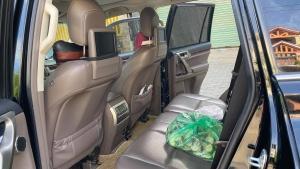 Lexus GX 460 sản xuất năm 2014 Số tự động Động cơ Xăng