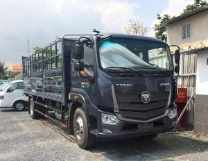 Bán xe tải 9 tấn tại hải dương Thaco Auman c160 mui bạt