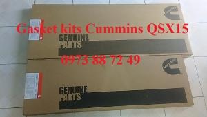 Bộ ron đại tu động cơ Cummins QSX15 giá tốt nhất