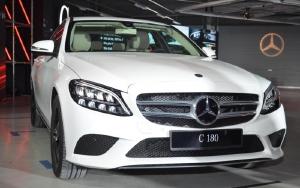 Mercedes C180 - Ưu Đãi Lên Đến 100 Triệu