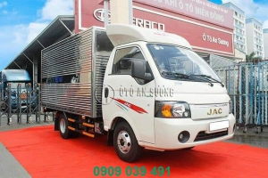 Xe JAC X5 động cơ công nghệ ISUZU