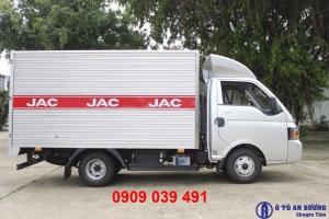 xe JAC X5 động cơ công nghệ ISUZU bền bỉ mạnh mẽ