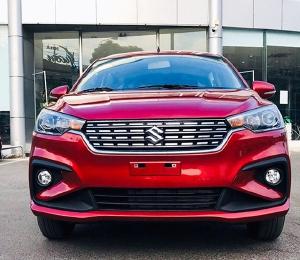 Suzuki Ertiga Sport Màu Đỏ ( At Đặc Biệt ) 2020 - 7 Chỗ - Tại Suzuki Tây Nguyên