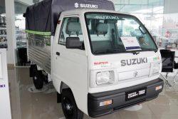 Suzuki Super Carry sản xuất năm 2020 Số tự động Xe tải động cơ Xăng