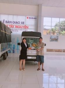 Trả Góp Xe Suzuki Carry Truck 2020 ( Thùng Mui Bạt ) Lãi Suất Thấp