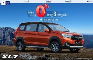 Suzuki XL7 nhập khẩu mới nhất 2020