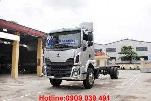 xe ChengLong C180 tải 7 tấn , thùng siêu dài 10 mét