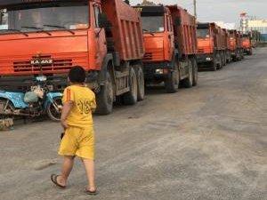 bán thanh lý 10 xe ben kamaz 15 tấn cũ 2015 2016