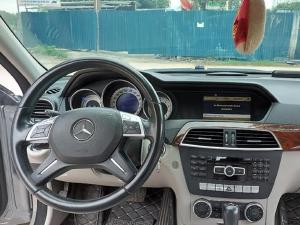 Mercedes C250 màu Xám 2013 tự động xe gia đình kỹ