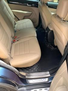 Kia sorento 2019, số tự động, bản full máy dầu DATH, màu xanh đen còn mới tinh