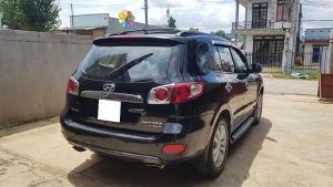 Hyundai Santa Fe sản xuất năm 2007 Số tự động Dầu diesel