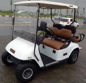 Xe điện sân golf cũ, hàng bãi nhập khẩu Nhật Bản bảo hành 12 tháng