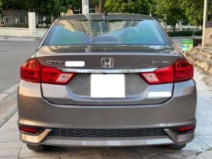 Honda City 2018 số tự động, màu xám nhìn như mới