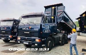 Đầu kéo Kamaz 52 tấn Máy 360HP nhập khẩu
