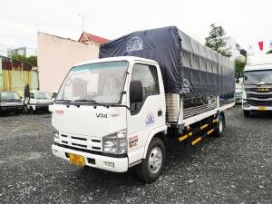 Xe tải ISUZU VM 1,9 tấn thùng dài 6m2, lưu thông thành phố