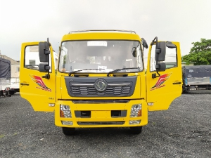 Xe tải Dongfeng Hoàng Huy nhập khẩu 8 tấn thùng dài 9m5