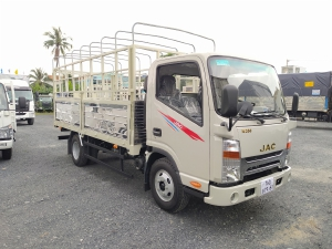 Xe tải JAC N200 1,9 tấn thùng dài 4m4