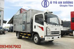 TERA 240L động cơ Isuzu, tải trọng 2T4