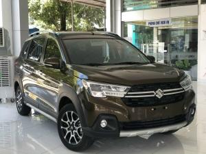 Xe 7 chỗ Suzuki XL7 màu KhaKi - Dòng SUV nhập khẩu giá rẻ