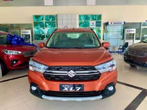 Ô Tô 7 Chỗ Suzuki Xl7 Cam - Đại Lý Suzuki Đăklăk
