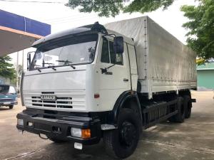Xe tải Kamaz 15 tấn | Bán tải thùng Kamaz 3 chân mới nhất [thùng 6m3, 7m1, 9m] Hỗ trợ trả góp lên đến 80%