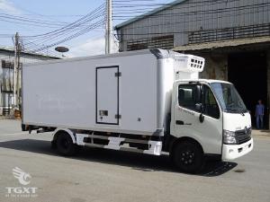 Xe tải đông lạnh 3t5