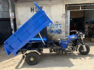 Xe ba  bánh xe Hoa Lâm có ben ( 1 ben)  chở hàng