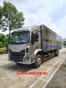 chenglong c180, tải 7 tấn , thùng 9m7 siêu dài,công nghệ euro 5