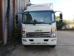 xe JAC N900 ( 9 tấn ) thùng dài 7 mét - Động cơ CUMMINS Mỹ