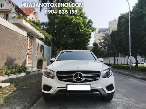 Mercedes GLC250 2016 Màu Trắng, siêu mới, giá tốt