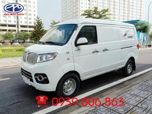 Xe tải Dongben 2 chỗ 930kg vào thành phố giờ cấm/ hỗ trợ trả góp