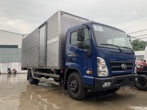 Hyundai Mighty EX8L thùng kín tải 8T - Nhiều công nghệ châu Âu