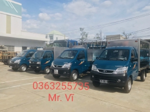 Xe tải Thaco Towner 990 ưu đãi cực hot cuối năm