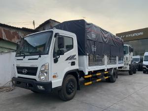 Hyundai Mighty EX8L thùng mui bạt tải trọng 8T - Giá tốt dịp cuối năm