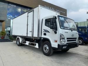Hyundai Mighty EX8 GTL tải 8T thùng kín composite - Hỗ trợ trả góp - Giá sốc