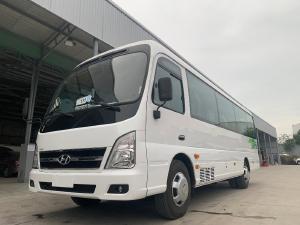 Hyundai County 29 chỗ nhập khẩu 2020 - Giá cực tốt dịp cuối năm