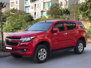 Tôi cần bán Chevrolet Trailblazer 2018, tự động, máy dầu, màu đỏ