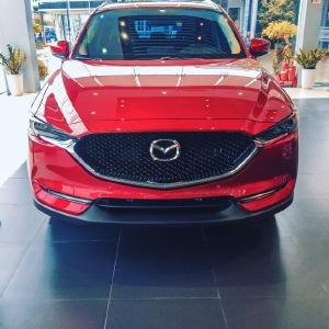 Bán xe New Mazda CX5 mới 2020 màu đỏ