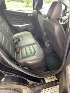 Gia đình mình bán Ford Ecosport 2014, tự động, màu đen