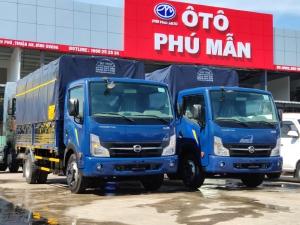 Xe tải 3 tấn 5 Nissan -tặng phí 50% trước bạ